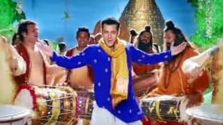 Prem Leela song from Prem Ratan Dhan Payo: Salman Khan can dance!