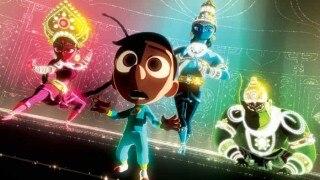 American film to present Hindu gods as superheroes