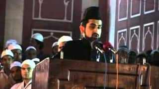 New Shahi Imam of Jama Masjid to marry a Hindu girl from Ghaziabad in November