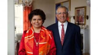 Indian-American Couple Makes Record Breaking Philanthropic Donation to NYU