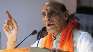देश को नेत्र अस्पतालों की जरूरत : राजनाथ सिंह