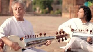 Gandhi Jayanti: Ustad Amjad Ali Khan pays a beautiful tribute to the Father of the nation