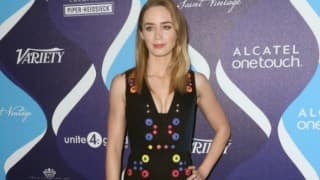 Emily Blunt: It was very hard being mean to Anne Hathaway
