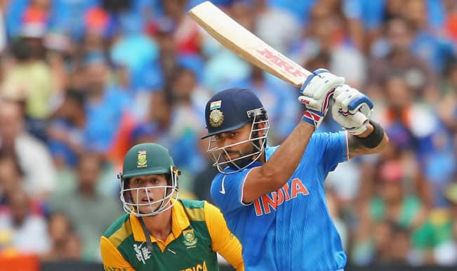 India Vs South Africa 4th ODI 1st Innings Video