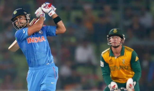 Live Cricket Score Updates India Vs South Africa 3rd T20
