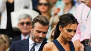 Victoria Beckham's favourite drink is tequila, says David Beckham
