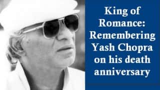 Yash Chopra death anniversary: His last journey (Tribute)