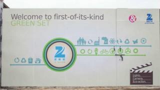 ZEEL launches 'Zee is Green' initiative; &TV serial Gangaa gets Green set