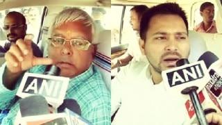 Age Controversy: Lalu Prasad Yadav downplays discrepancy; Tejaswi Yadav blames Election Comission