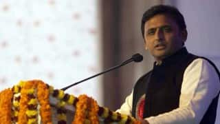 It's not time to talk on Third Front: Akhilesh Yadav