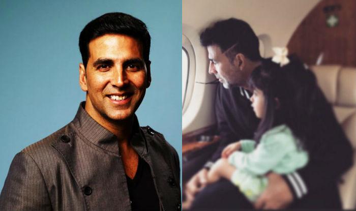 Akshay Kumar Daughter And Son
