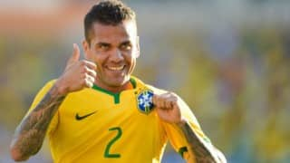 Brazil vs Chile, 2018 FIFA World Cup qualifiers: Nobody are favourites against Brazil, says Dani Alves