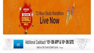 Amazon Great Indian Diwali Sale: Amazing discounts on smartphone, electronics and fashion