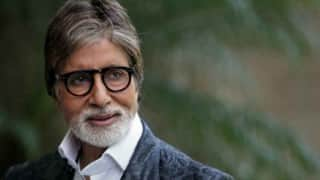 Singing has become less bothersome with auto tuners: Amitabh Bachchan