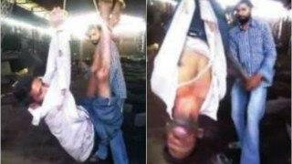 Labour in Amritsar beaten to death | चोरी के आरोप में मज़दूर की पीट-पीटकर कर दी गई हत्या, विडियो हुआ वायरल
