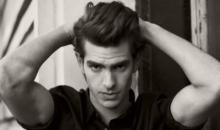 Celebrity is the new r... Andrew Garfield Christianity