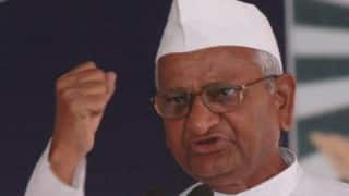 Lokpal bill is solution for corruption: Anna Hazare