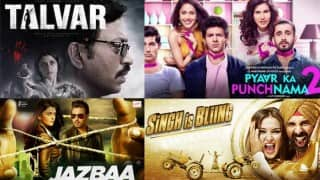 Singh Is Bliing, Talvar, Jazbaa, Pyaar Ka Punchnama 2: Which movie amazed you the most?