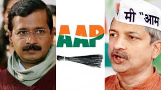 AAP disbands Maharashtra unit; Mayank Gandhi says Arvind Kejriwal destroying party