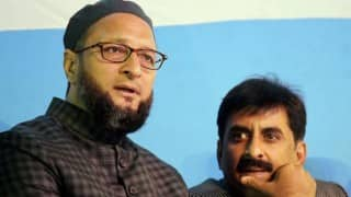 FIR lodged against Asaduddin Owaisi for posting morphed images of Yogi Adityanath on Facebook