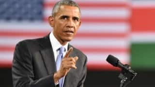 Barack Obama looking at long term presence of force in Afghanistan: White House