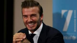 David Beckham still feels he is just 21-years-old