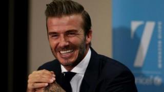David Beckham says Sir Alex Ferguson misses shouting at Manchester United players