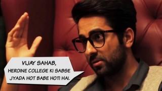 TVF's Bollywood Cliché Qtiyapa: Ayushmann Khurrana gives some gyan on Bollywood!