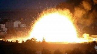तुर्की में दोहरे विस्फोट में 20 की मौत, 100 घायल