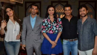 Hate Story 3, an erotic thriller was a complete shift: Sharman Joshi