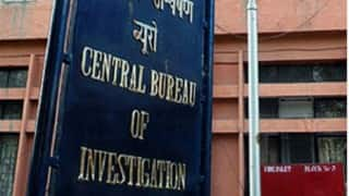 CBI recovers Rs 1.27 crore during searches in CPWD bribe case