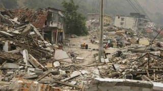 12,000 houses damaged in moderate China quake