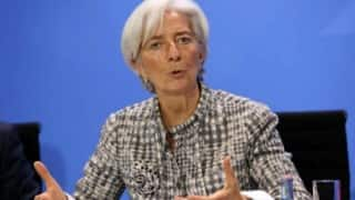Now right moment for carbon tax: International Monetary Fund chief