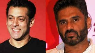 Salman Khan supported Suniel Shetty during his low phase