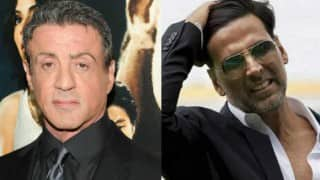 Akshay Kumar wants to again work with Sylvester Stallone