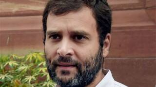 PM, RSS, BJP practising politics of crushing the weak: Rahul Gandhi