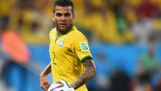 Dani Alves recalled to Brazil football squad for 2018 World Cup qualifiers