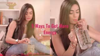 5 ways to stay more energetic this festive season!