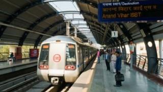 Pistol sneaked inside Delhi Metro via unmanned area