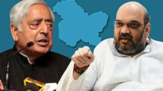 Jammu and Kashmir assembly session a test for PDP-BJP alliance