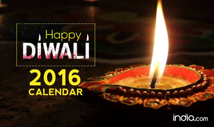 Diwali 2016 Date & Significance: When is Diwali? Why is Diwali Celebrated? What is Festival of Lights?