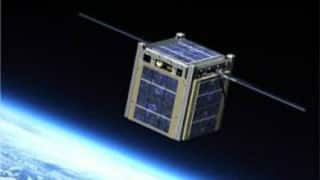 China launches three CubeSats to track aircraft