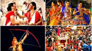 Dussehra 2015: Know how to celebrate dussehra in different parts of India