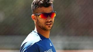J P Duminy in doubt for opening Test at Mohali