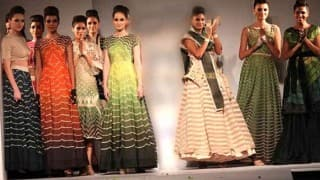 A glimpse of Paris at Amazon India Fashion Week Spring-Summer 2016