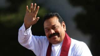 Mahinda Rajapaksa thinks UN resolution on war crimes against Sri Lanka not a victory