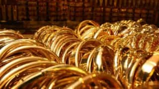 Woman held at Indira Gandhi Airport with gold worth Rs.25 lakh