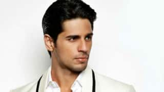 Sidharth Malhotra learns tricks for Bollywood from Oscar legend Richard Taylor