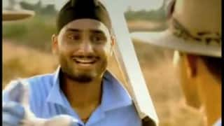 Harbhajan Singh's acting skills in this old Pepsi ad are worth a look