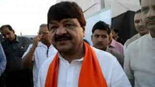 BJP leader Kailash Vijaywargiya apologises for not providing ODI tickets to party men